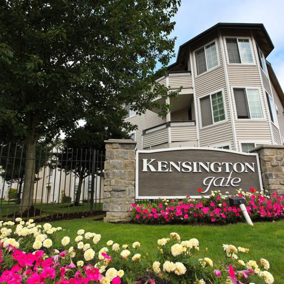 Beautiful Kensington Gate Apartments in Tacoma, WA