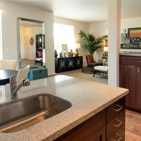State-of-the-Art Kitchen | Fife WA Apartment Homes | Port Landing at Fife