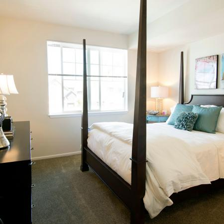 Spacious Master Bedroom   Apartments Homes for rent in Fife, WA   Port Landing at Fife