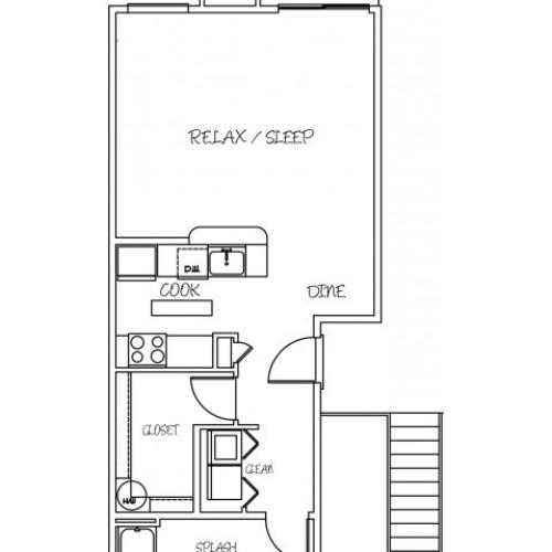 Floor Plan 2 | Silver Creek