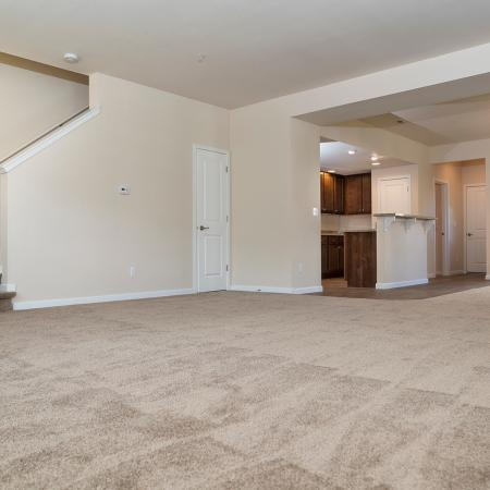 First Floor Townhome