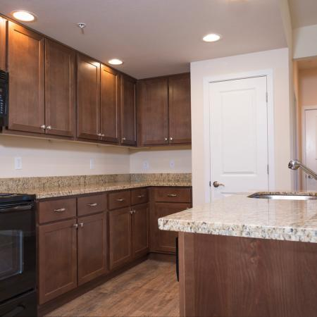 Kitchen Townhome