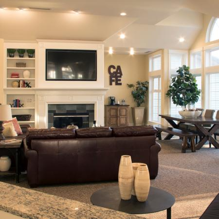 Canyon Park Meeting Area | Puyallup WA Apartments For Rent | Canyon Park