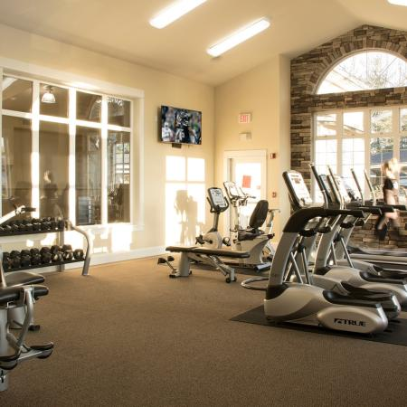 Canyon Park Fitness Center | Puyallup WA Apartments For Rent | Canyon Park