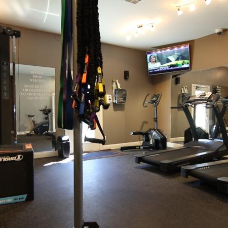 Apartment Community Fitness Center | Parkland Tacoma WA Apartments | Westminster Towers Apartments