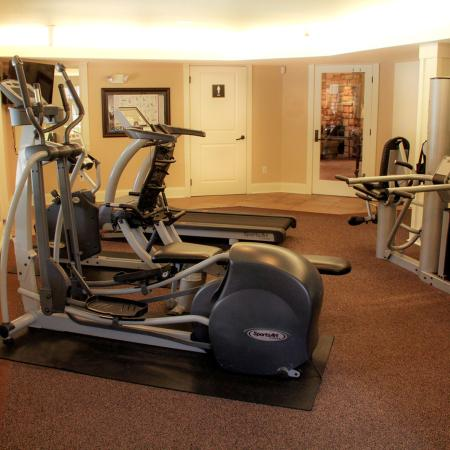 Community Fitness Center | Puyallup WA Apartments For Rent | Willow Hill
