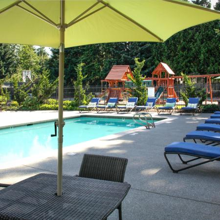 Community Swimming Pool | Puyallup WA Apartments For Rent | Willow Hill