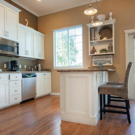 Modern Kitchen | Tacome WA Apartment For Rent | Nantucket Gate