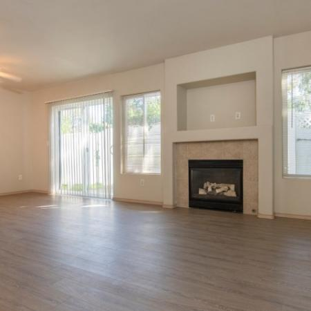 Spacious Living Room | Apartments in Tacome, WA | Nantucket Gate