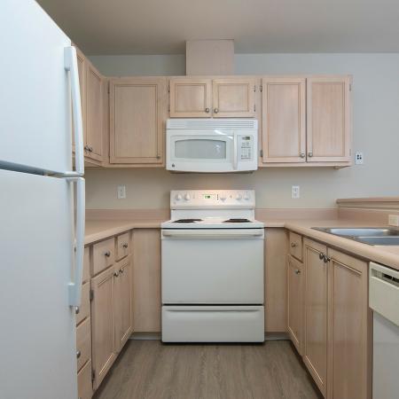 Elegant Kitchen | Apartments in Tacome, WA | Nantucket Gate