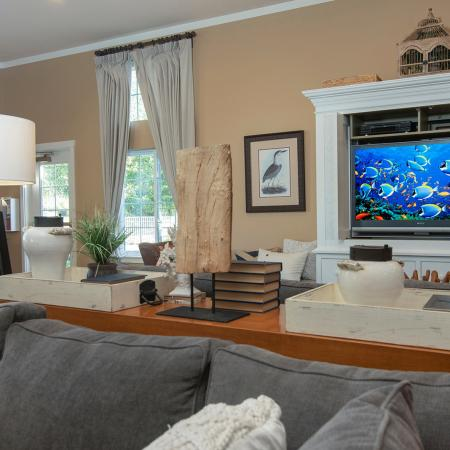 Spacious Living Area | Apartments Homes for rent in Tacome, WA | Nantucket Gate