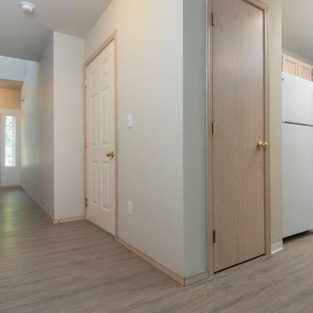 Spacious Hallway | Apartments in Tacome, WA | Nantucket Gate