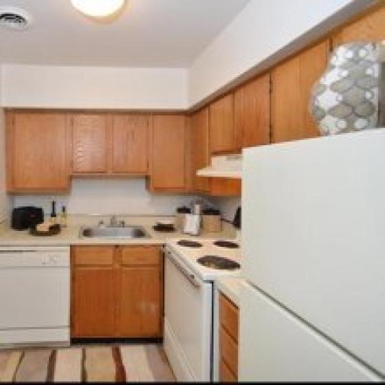 Kitchen at Stonybrook Luxury Apartments