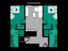 Emerald 3 - Juliet Balcony