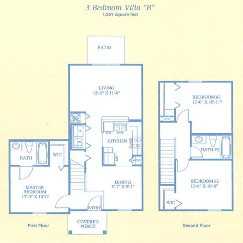 Newport Apartments Tampa: 4 Bed / 2 BathApartment In Tampa FL