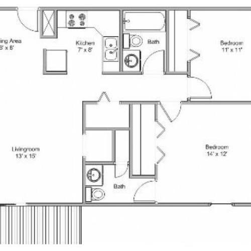 Essex Place Apartments