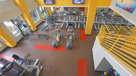 Apartments with fitness center in Morristown, NJ | Modera 44