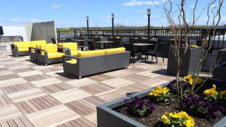 Rooftop Deck Apartments in Morristown, NJ | Modera 44