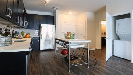 Washer and Dryer in Apartment in Morristown, NJ | Modera 44