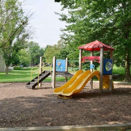 Community Children's Playground | Apartments in Columbia MD | Alister Town Center Columbia