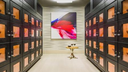 Modera Tempo | Resident Wine Room