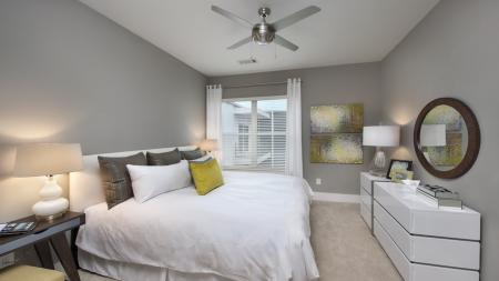 Large Master Bedroom with Window | Modera Morningside