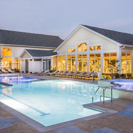 Resort-Style Pool and Spa | Modera Westside