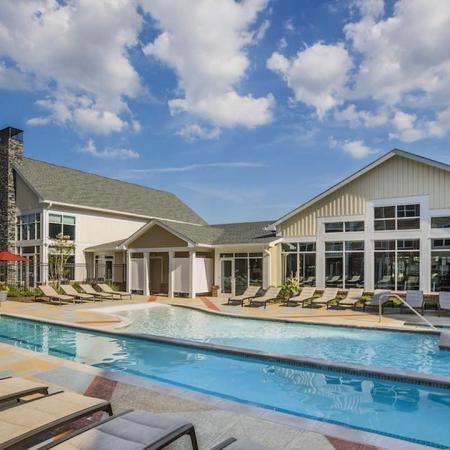 Lap Pool and Resort-Style Pool | Modera Westside