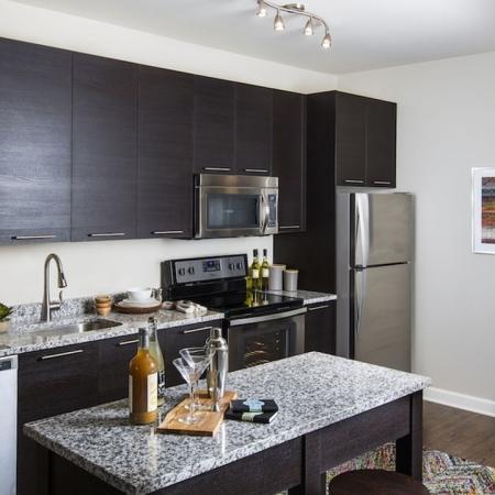 Granite Kitchen Island | Modera Westside