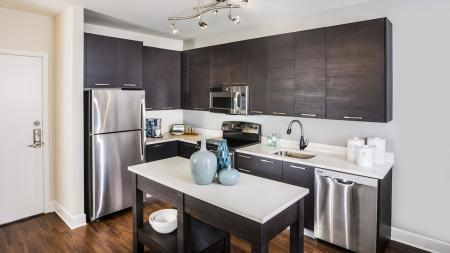 Modern Kitchens with Stainless Steel Appliances | Modera Mosaic