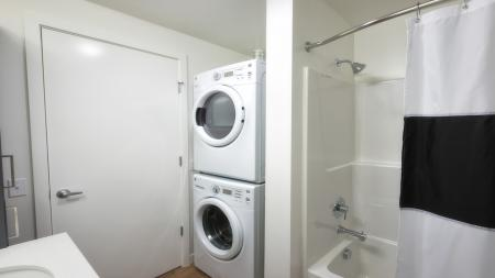 Apartments with washer and dryer in Seattle, WA | Modera Capitol Hill