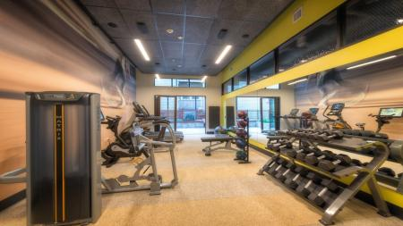 Apartments with Fitness Center in Seattle, WA | Modera Capitol Hill