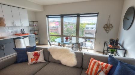 Belltown Apartments in Seattle, WA | Modera Capitol Hill