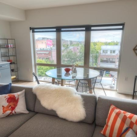 Unique Floor Plans | Modera Capitol Hill