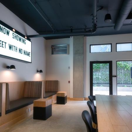 Hip and Modern Design | Modera Capitol Hill