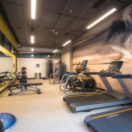 24-Hour Fitness Center | Modera Capitol Hill