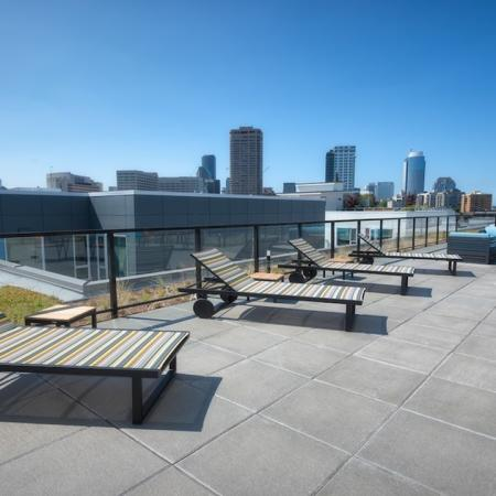 Breathtaking City Views from Rooftop | Modera Capitol Hill