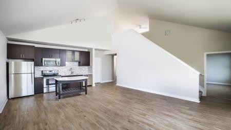 One-Bedroom Apartment with Loft  Modera Fairfax Ridge