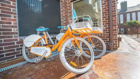 Community Bikes Available | Lakewood on the Trail