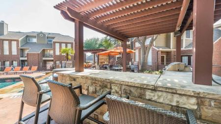 Outdoor Kitchen and Grills | Lakewood on the Trail