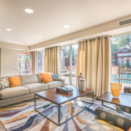 Clubhouse in Apartments in Dallas, TX | Lakewood on the Trail
