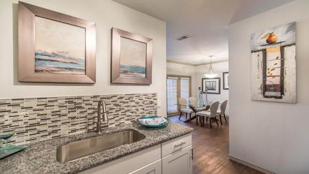 Designed Backsplashes in Kitchens | Lakewood on the Trail