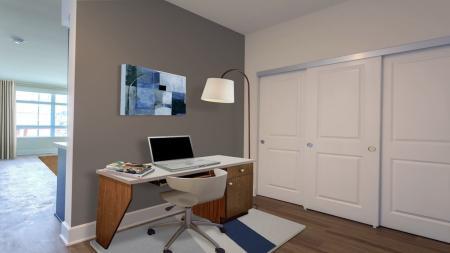 Elegant Master Bedroom | Apartments Glendale, CA | Modera Glendale