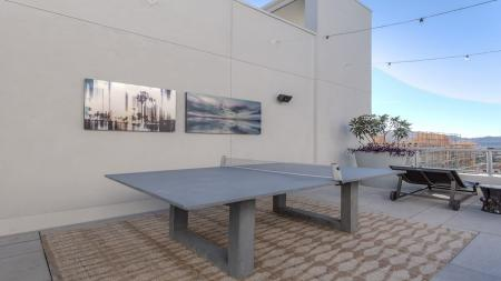Outdoor Ping Pong Table   Modera Glendale