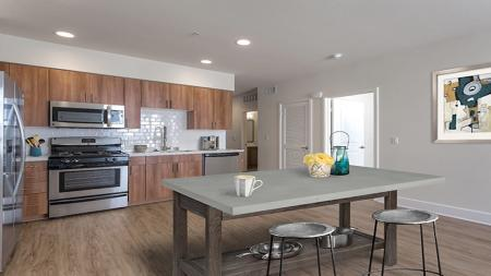 Spacious Dining Room | Apartment in Glendale, CA | Modera Glendale