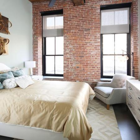 3-Bedroom Loft | Apartments Homes for rent in Jersey City, NJ | Modera Lofts