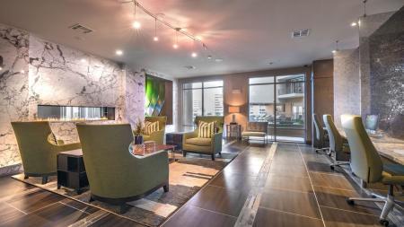 Spacious Resident Club House | Modera Flats
