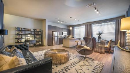 Open-Concept Floor Plans | Modera Flats