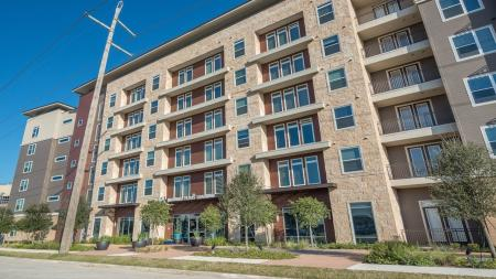Studio, One- and Two-Bedroom Apartments Available | Modera Flats