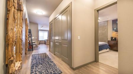 Spacious Hallway | Modera Flats